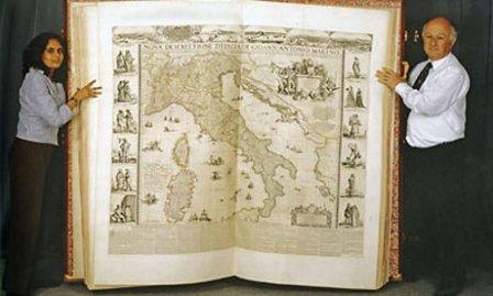 De Klencke atlas