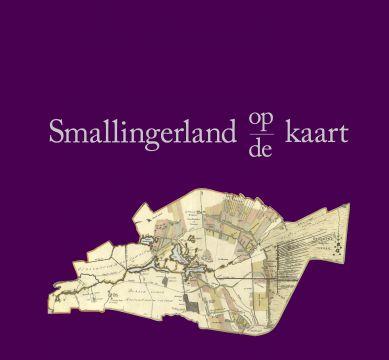 Smallingerland op de kaart (boekomslag)