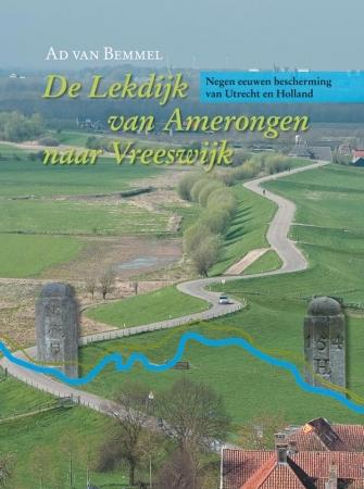 Boek De Lekdijk van Amerongen naar Vreeswijk