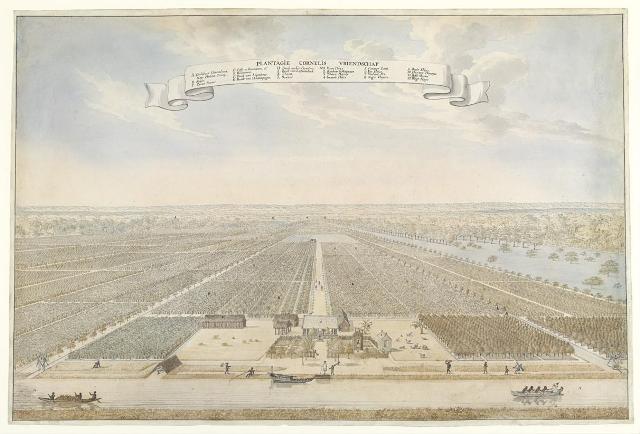 Plantage Cornelis Vriendschap