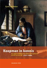 Omslag boek koopman in kennis