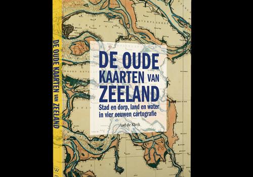 Boek Oude kaarten van Zeeland