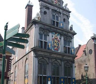 Gebouw Statencollege van Westfries Museum in Hoorn