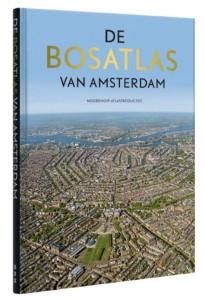 Omslag van de Bosatlas van Amsterdam