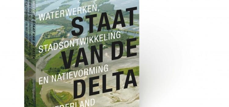Omslag boek de staat van de delta