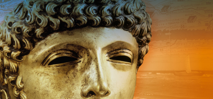 Tentoonstelling Romeinse kust