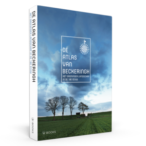Atlas van Beckering omslag