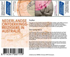 Nederlandse ontdekkingsreizigers in Australië