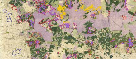 Kaart en atlas van het landschappelijk groen erfgoed van Nederland
