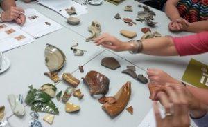 Workshop archeologie