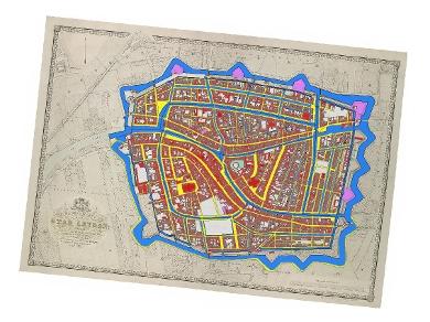 Leidens oudste kadaster (1832) online