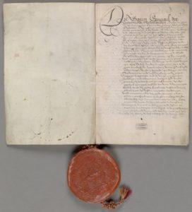 VOC charter octrooi 20 maart 1602