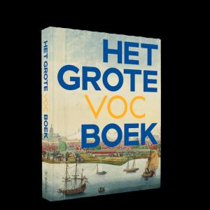 Omslag van het Grote VOC boek