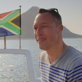 Televisieserie en publicatie Goede Hoop Zuid-Afrika