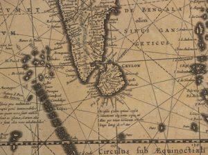 Detail Ceylon