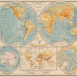 Symposium De Bosatlas: 140 jaar de wereld in kaart