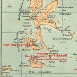 Heimwee-eilanden in de Noord-Molukken