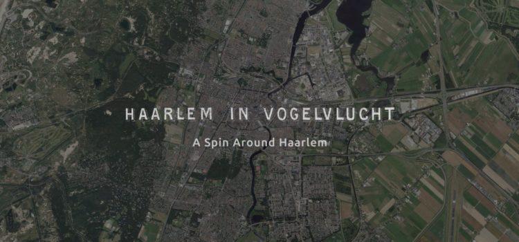 Haarlem in vogelvlucht
