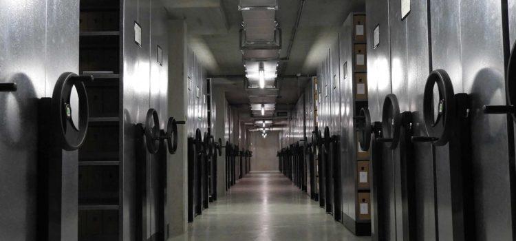 Kijkje in een depot van het Zeeuw Archief