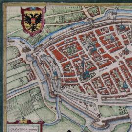 Rijks Universiteit Groningen historische kaarten online