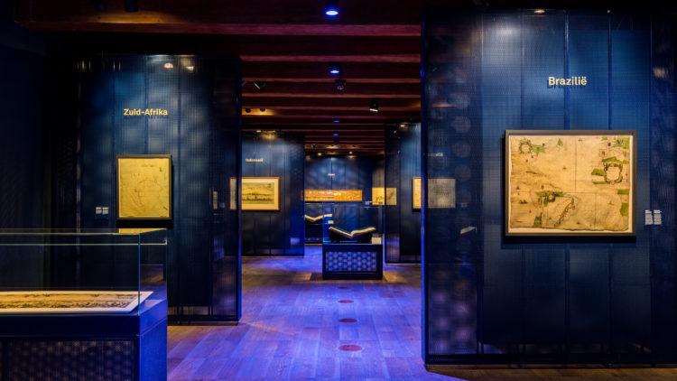 Kijkje in de tentoonstelling