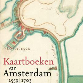 Boek Kaartboeken van Amsterdam 1559-1703