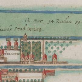 Kaartboeken van Amsterdam 1559 – 1703