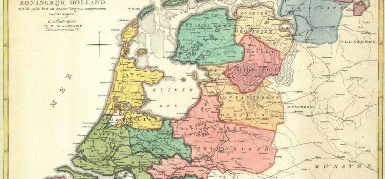 Cursus Historische Cartografie in vogelvlucht bij Allard Pierson Amsterdam
