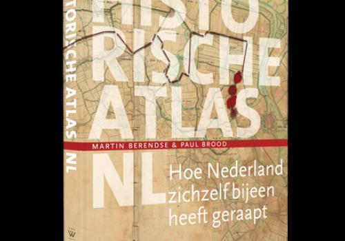 Historische atlas NL vandaag gepresenteerd bij Nationaal Archief