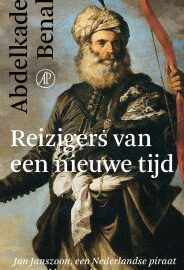 Abdelkader Benali in boekensalon van de Universitaire Bibliotheken Leiden