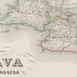 Multatuli-website met atlas